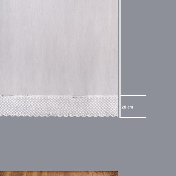 Firana 42458 /180/ wymiary wzoru