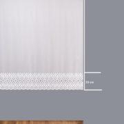 Firana 44305-1L /180/ wymiary wzoru